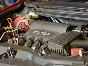 Image of Honda Engine